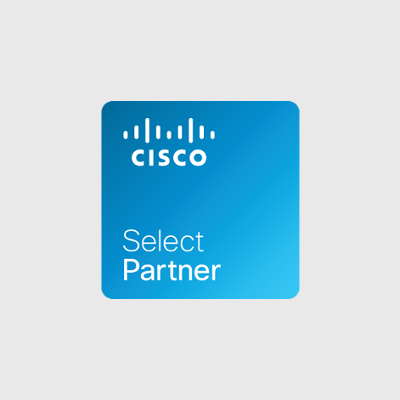 Cisco Select Partner Logo.