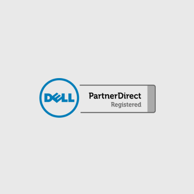 Dell PartnerDirect Logo.