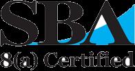 SBA 8(a) Certified Logo.