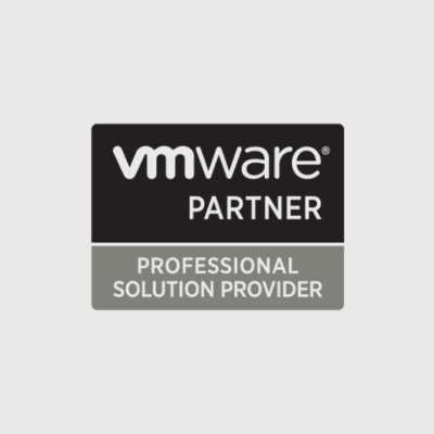 VMWare Partner Logo.